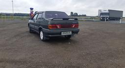 ВАЗ (Lada) 2115 (седан) 2006 года за 800 000 тг. в Шымкент – фото 4