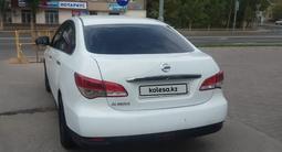Nissan Almera 2014 года за 2 300 000 тг. в Нур-Султан (Астана) – фото 2