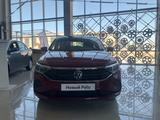Volkswagen Polo Status MPI AT 2021 года за 8 700 000 тг. в Актобе – фото 2