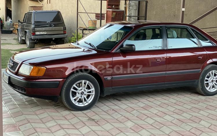 Audi 100 1992 года за 2 200 000 тг. в Шу