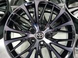 Диски Toyota Camry 70 за 180 000 тг. в Алматы – фото 3