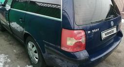 Volkswagen Passat 2002 года за 1 850 000 тг. в Алматы – фото 4