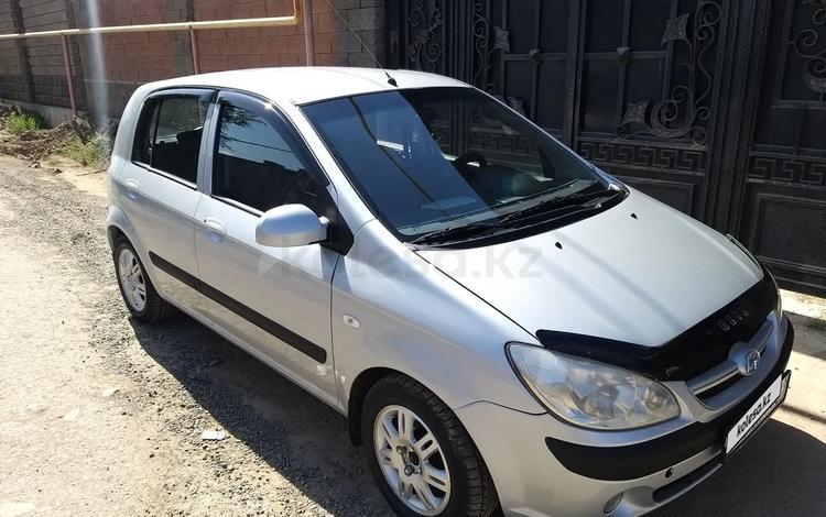 Hyundai Getz 2007 года за 2 950 000 тг. в Алматы