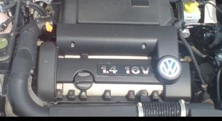 Двигатель на volkswagen caddy кадди 1.4 за 250 000 тг. в Алматы