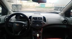 Chevrolet Aveo 2012 года за 3 000 000 тг. в Нур-Султан (Астана) – фото 5