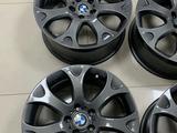 Диски оригинал BMW X5 255 55 R19 за 370 000 тг. в Уральск – фото 2