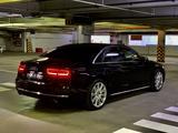 Audi A8 2010 года за 7 000 000 тг. в Алматы – фото 4