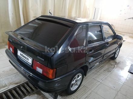 ВАЗ (Lada) 2114 (хэтчбек) 2008 года за 760 000 тг. в Уральск – фото 2