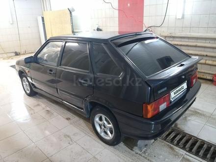ВАЗ (Lada) 2114 (хэтчбек) 2008 года за 760 000 тг. в Уральск – фото 4