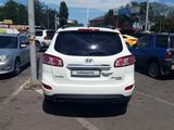 Hyundai Santa Fe 2012 года за 7 400 000 тг. в Алматы – фото 3