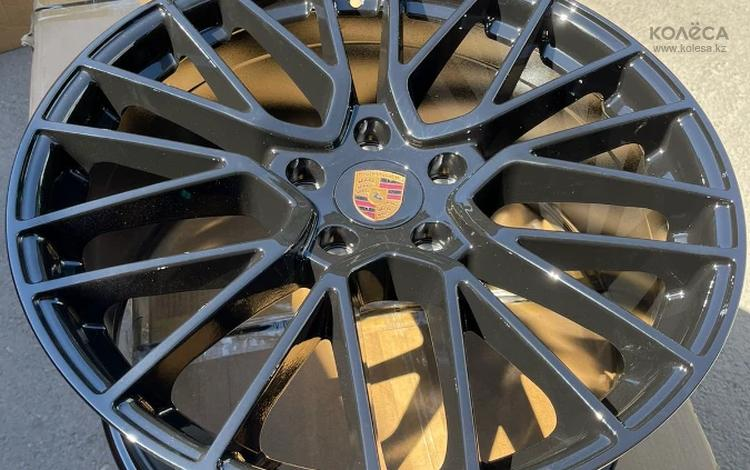 Диски Porsche Cayenne R21 5x130 за 650 000 тг. в Алматы