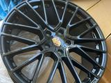 Диски Porsche Cayenne R21 5x130 за 650 000 тг. в Алматы – фото 3