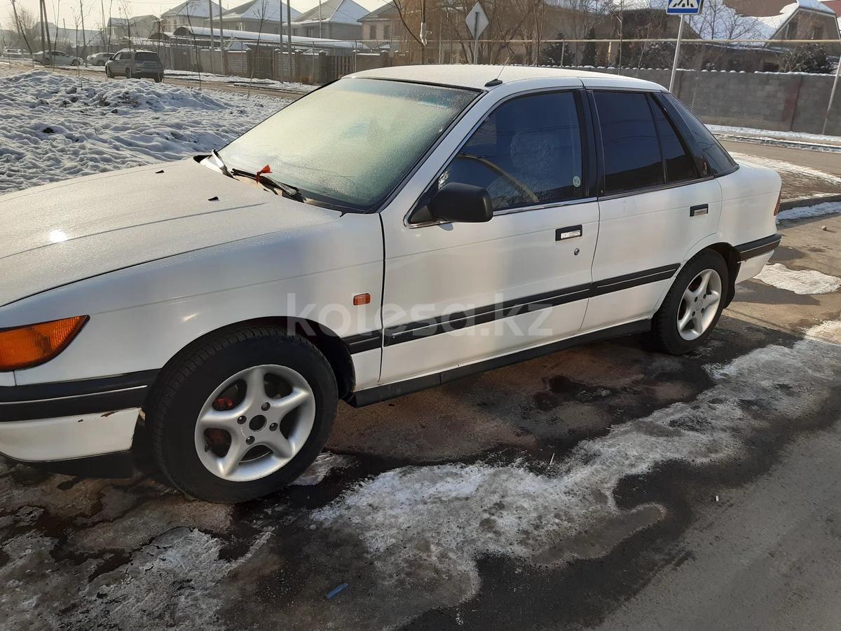 mitsubishi lancer 1991 года
