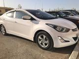 Hyundai Elantra 2013 года за 5 200 000 тг. в Актобе – фото 3