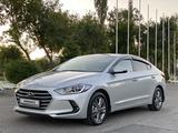 Hyundai Elantra 2017 года за 6 600 000 тг. в Шымкент