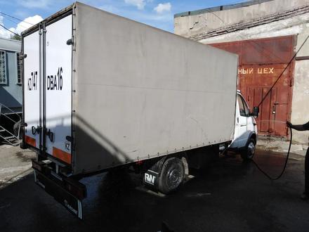 Тен на кузов для газели 4 метра… в Усть-Каменогорск – фото 2
