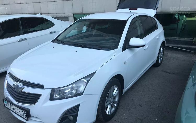 Chevrolet Cruze 2013 года за 3 350 000 тг. в Алматы