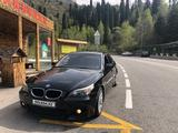 BMW 525 2004 года за 4 500 000 тг. в Алматы