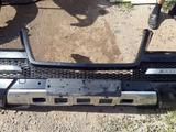 Передний бампер рестайлинг на GL550 W164 за 7 777 тг. в Нур-Султан (Астана) – фото 3