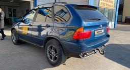 BMW X5 2001 года за 2 900 000 тг. в Кокшетау – фото 3