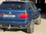 BMW X5 2001 года за 2 900 000 тг. в Кокшетау – фото 5