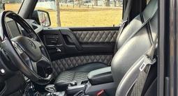 Mercedes-Benz G 63 AMG 2013 года за 32 000 000 тг. в Алматы – фото 4