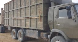 КамАЗ 1990 года за 5 700 000 тг. в Шардара – фото 3