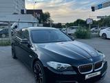 BMW 520 2014 года за 11 500 000 тг. в Алматы