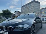 BMW 520 2014 года за 11 500 000 тг. в Алматы – фото 3