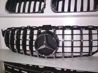 Решетка Мерседес w205 GT Style за 120 000 тг. в Алматы