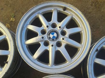 Оригинальные легкосплавные диски 27 стиль на BMW (Германия R15 5*1 за 80 000 тг. в Нур-Султан (Астана) – фото 6