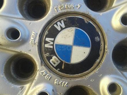 Оригинальные легкосплавные диски 27 стиль на BMW (Германия R15 5*1 за 80 000 тг. в Нур-Султан (Астана) – фото 8
