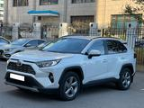 Toyota RAV 4 2019 года за 15 600 000 тг. в Нур-Султан (Астана) – фото 3