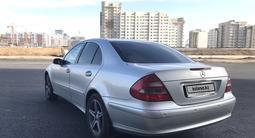 Mercedes-Benz E 240 2002 года за 3 000 000 тг. в Нур-Султан (Астана) – фото 4