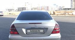 Mercedes-Benz E 240 2002 года за 3 000 000 тг. в Нур-Султан (Астана) – фото 5