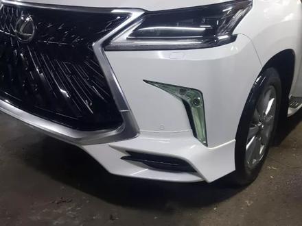 Обвес Superior на Lexus lx450d LX570 2016-2019 в комплект входит:… за 330 000 тг. в Шымкент – фото 2