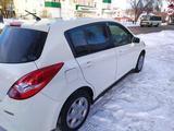 Nissan Tiida 2010 года за 2 200 000 тг. в Уральск – фото 5