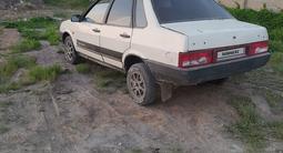 ВАЗ (Lada) 21099 (седан) 1997 года за 220 000 тг. в Нур-Султан (Астана) – фото 4