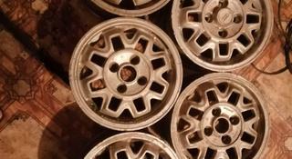 Комплект титановых дисков за 25 000 тг. в Лисаковск