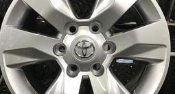 Диски Toyota Prado 2020 год за 155 000 тг. в Нур-Султан (Астана) – фото 4