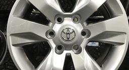Диски Toyota Prado 2020 год за 155 000 тг. в Нур-Султан (Астана) – фото 5