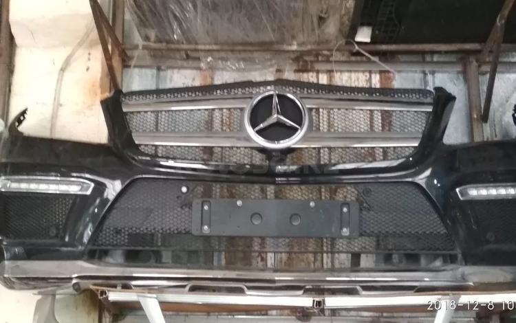 Бампер GL166 AMG в сборе за 560 000 тг. в Алматы
