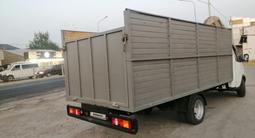 ГАЗ ГАЗель 2004 года за 2 300 000 тг. в Шымкент – фото 4
