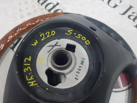 Руль + ручка акпп на Mercedes-Benz w220 за 160 705 тг. в Владивосток – фото 18