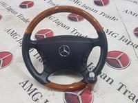 Руль + ручка акпп на Mercedes-Benz w220 за 160 705 тг. в Владивосток