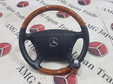 Руль + ручка акпп на Mercedes-Benz w220 за 160 705 тг. в Владивосток – фото 8