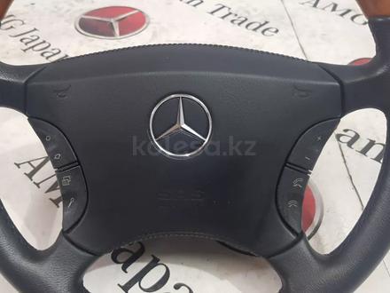 Руль + ручка акпп на Mercedes-Benz w220 за 160 705 тг. в Владивосток – фото 10