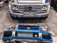 Рестайлинг Mercedes-BENZ w463 g63 за 777 тг. в Алматы