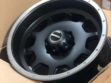 Усиленые диски для внедорожника r18 за 180 000 тг. в Алматы – фото 2