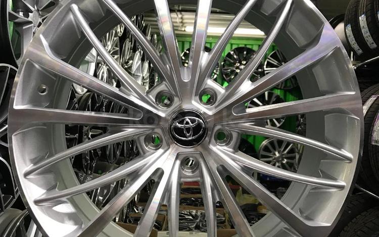 R 19 5 114 3 диски на Toyota за 300 000 тг. в Нур-Султан (Астана)
